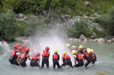 Soča splash