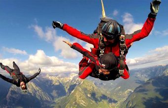 SKYDIVING HOMEPAGE